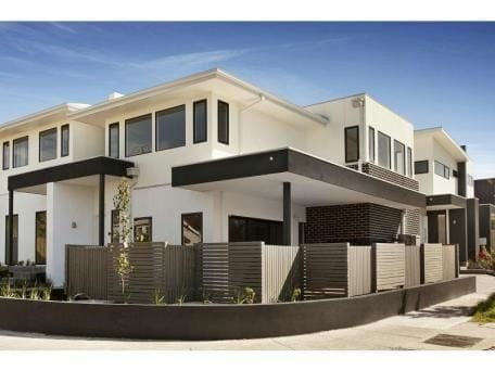 Kew Townhouses - New Colorbond Roofs